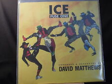 Fuse One-ICE/arranged & conducted by David Matthews