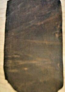 2 Pcs.8/9 VegTan Water Buffalo Strap Collar Tack Belt Strap Leather 10-11.5 sqft