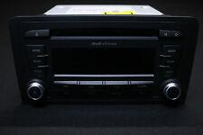 Audi A3 S3 8P Facelift Radio Audi chorus CD-Player 8P0035152F / 8P0 035 152 F