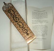 Metropolitan Museum of Art Bookmark