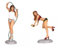 Fast Women 352 Bikini Car Wash - Rayna & Diane 1:18 - Set bestehend aus 2 ...