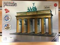 PUZZLE 3D,TOWER BRIDGE,216pcs,ref.125593