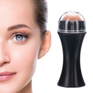 Face Oil Absorbing Roller Reusable Skincare Rolling Stick Ball for At-Home