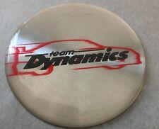 Team Dynamics racing wheels center / hub cap
