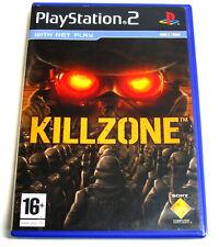 KILLZONE - PS2 PLAYSTATION - 711719691945 - MODENA