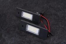 LED SMD Kennzeichenbeleuchtung BMW 1er E81 E87 E85 E86 Z4 E63 E64 6er 103