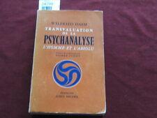 DAIM Wilfri Transvaluation de la Psychanalyse, l'Homme et l'Absolu....