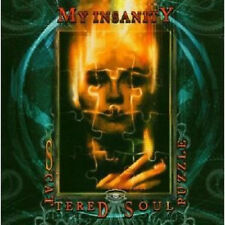 1476 // My Insanity  Scattered Soul Puzzle CD NEUF
