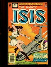 The Mighty Isis #1 (9.2) Can Isis Defeat The Power Of Evil Magic Scarab?