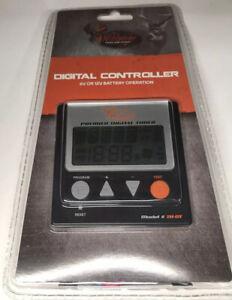 Wildgame Innovations Digital Controller 6 Or 12 Volt  Deer Feeder Hunting Timer