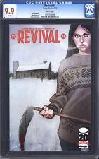 REVIVAL #1 (1st Print) CGC 9.9 MINT / Not 9.8 / Image Comics