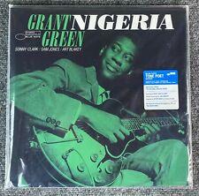 Grant Green ~ Nigeria ~ Tone Poet Blue Note 33rpm LP  SEALED!