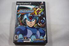 Mega Man X7 (Sony Playstation 2 ps2) NEW Factory Sealed Near Mint