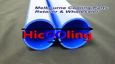 """Blue Silicone 2.5"""" Inch / 64mm Straight Hose - 1 Metre Intercooler Turbo Pipe"""