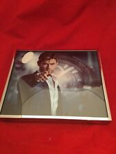Chris Hemsworth with SILVER TAG HEUER AQUARACER FRAME RARE! Counter Top