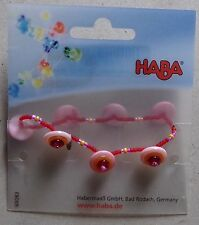 § bracelet pour petite fille HABA 6814 CALYPSO orange