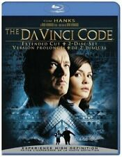 , The Da Vinci Code (Extended Cut) [, Blu-ray