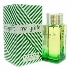 MA GRIFFE BY CARVEN EAU DE PARFUM 3.3 OZ / 100 ML FOR WOMEN NEW IN BOX