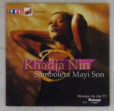 Café Malongo CD Khadja Nin 1996