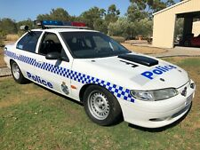 Ford Falcon EL Police Racing Car