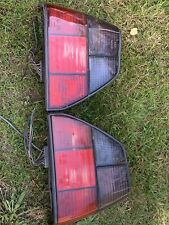 VW Golf Mk2 Fifft Smoked Rear 16v Lights