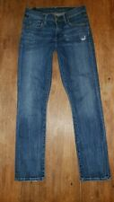 Citizens of Humanity Slim Straight Leg Distressed Jeans Women's Size 25