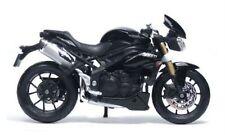Triumph Speed Triple 2011, Bburago Moto Modello 1:18, Conf. Orig. , Nuovo