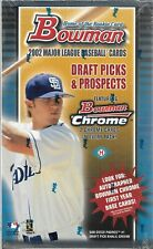 2002 BOWMAN DRAFT PICKS AND PROSPECTS BASEBALL SEALED HOBBY BOX