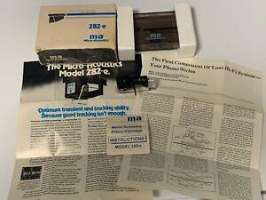 MICRO-ACOUSTICS MA-282e W/Original box and papers