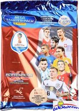 2018 Panini Adrenalyn FIFA World Cup Russia MEGA STARTER Pack Album-4 Packs,LE++