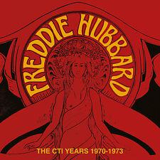 FREDDIE HUBBARD - The CTI Years 1970 - 1973. New 2CD + Sealed.
