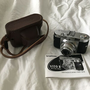 Voightlander Vito B Camera