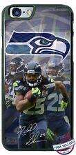 Seattle Seahawks Richard Sherman Phone Case Cover Fits iPhone Samsung LG etc
