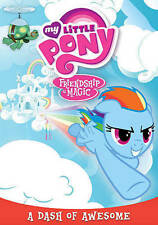 My Little Pony Friendship Is Magic: A Da DVD