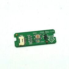 Vizio HP OEM Power Button Board 715G2882-1- P E168066