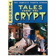 Tales from the Crypt The Complete Fourth Season DVD 2006 3-Disc Set S 4 NEW 4th