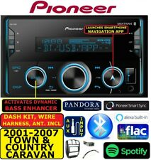 2001-2007 CARAVAN TOWN & COUNTRY BLUETOOTH USB BT AUX CAR RADIO STEREO SYSTEM