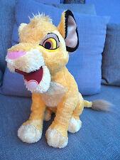 Disneyland Resort LION KING SIMBA  PLUSH SOFT TOY