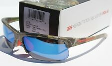 86fed5553a BOLLE Breaker POLARIZED Sunglasses Realtree Extra Camo GB10 Oleo Blue NEW  12176