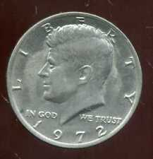 USA half  dollar  1972