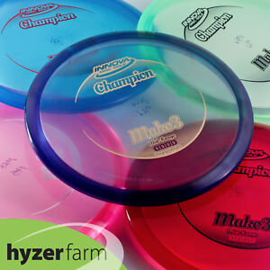 Innova CHAMPION MAKO 3 *pick your weight & color* Hyzer Farm disc golf midrange