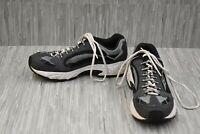 Skechers Stamina Cutback 51286 Athletic Shoe - Men's Size 9.5, Gray
