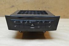 06-08 W219 MB CLS550 CLS500  CD CHANGER 6 DISC SEAT CONTROL HAZARD 2196800752