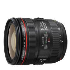 NEW Canon EF 24-70mm f/4L IS USM Lens US Model Warranty