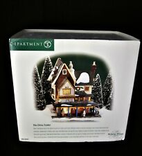 Dept 56 Dickens Village Series #56.58447 The China Trader retired 2000