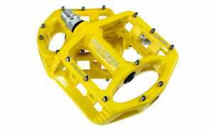 """2*High-quality9/16"""" Wide Pedals Folding Spindle Pedals Road Mountain bike Pedals"""