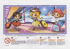 Komplettsatz Dolls in Suitcase EN170, EN302 und EN348 mit 3 BPZ aus Indien