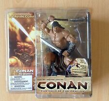 "Pack 2 action figures Conan series 2 ""Conan The Warrior"" + ""Zenobia"""