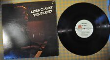 VG++ Linda Clarke Yes Indeed! Tiger Lilly TL 14035 DJ PROMO LP VPI Cleaned