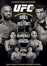 UFC: 152 Jones vs Belfort  (2 Discs) New Sealed Region 4